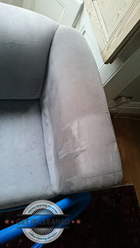 Upholstery Spot Cleaning