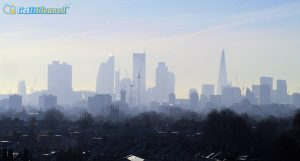 London - air pollution
