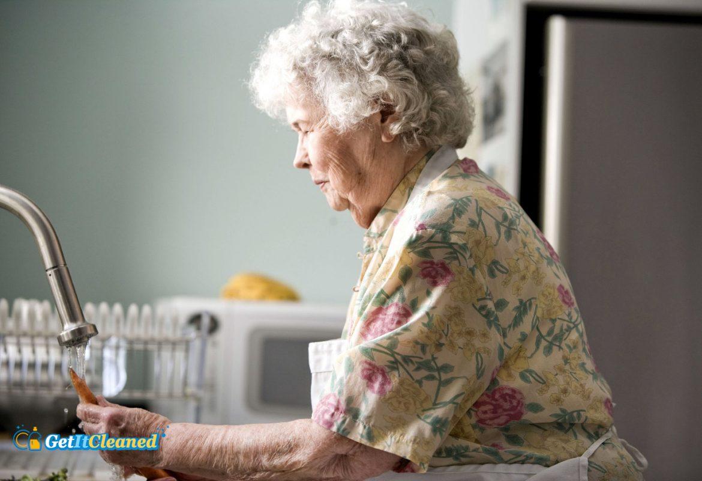 Cleaning Hacks for Seniors