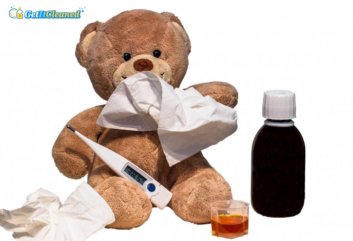Specifics of Cleaning a Home During the Flu Season