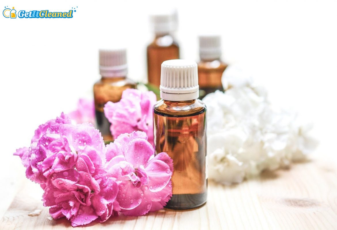 Effective Cleaning with Essential Oils